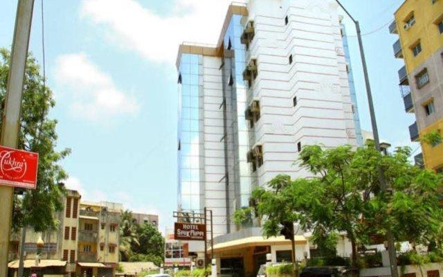 Hotel Sai Regency in Silvassa, India from 51$, photos, reviews - zenhotels.com hotel front