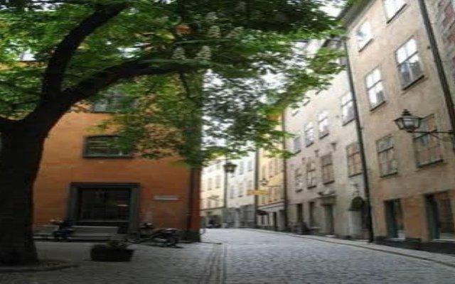 Castanea Old Town Hostel вид на фасад