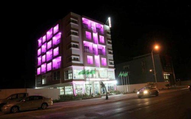 Nouakchott Hotel in Nouakchott, Mauritania from 178$, photos, reviews - zenhotels.com hotel front