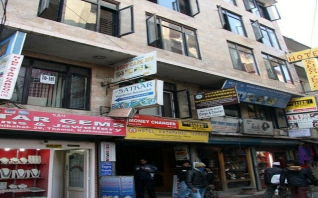 Отель Kathmandu Terrace Непал, Катманду - отзывы, цены и фото номеров - забронировать отель Kathmandu Terrace онлайн вид на фасад