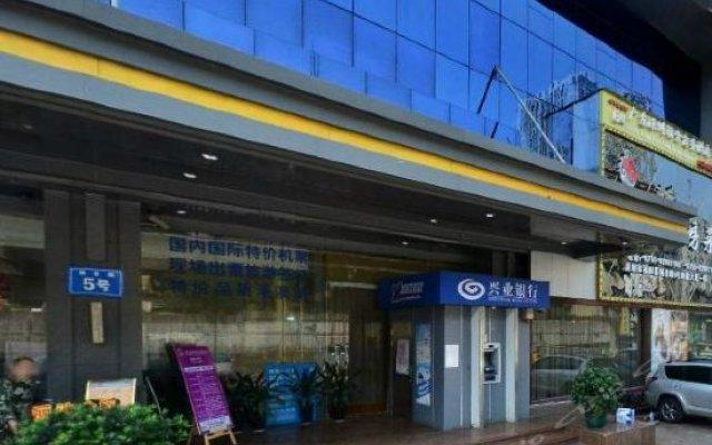 Lavande Hotel Шэньчжэнь вид на фасад
