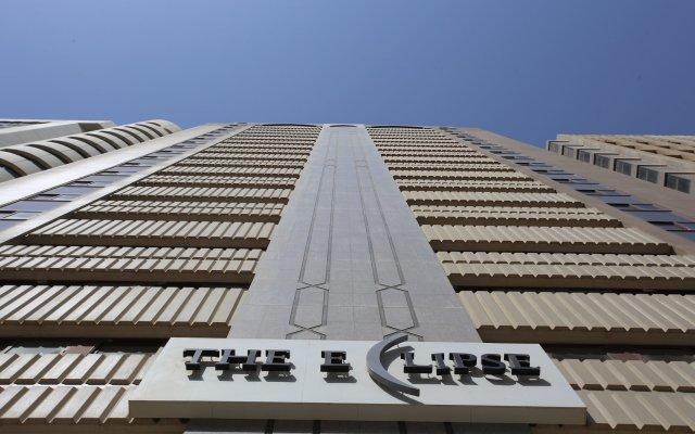 Отель The Eclipse Boutique Suites ОАЭ, Абу-Даби - 1 отзыв об отеле, цены и фото номеров - забронировать отель The Eclipse Boutique Suites онлайн вид на фасад