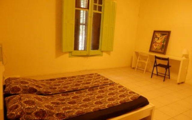 Serendipity Hostel Barcelona комната для гостей
