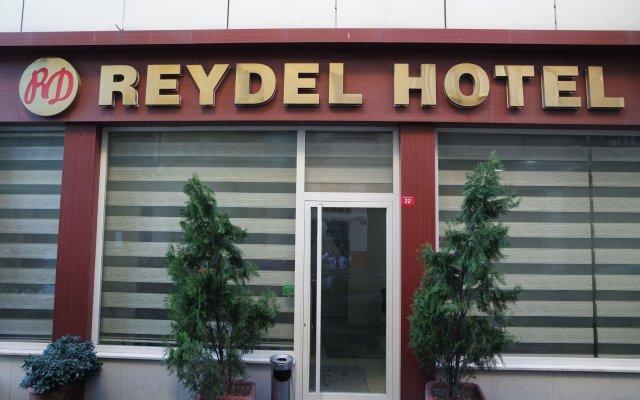Reydel Hotel вид на фасад