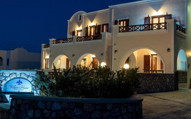 Отель William's Houses Греция, Остров Санторини - отзывы, цены и фото номеров - забронировать отель William's Houses онлайн вид на фасад