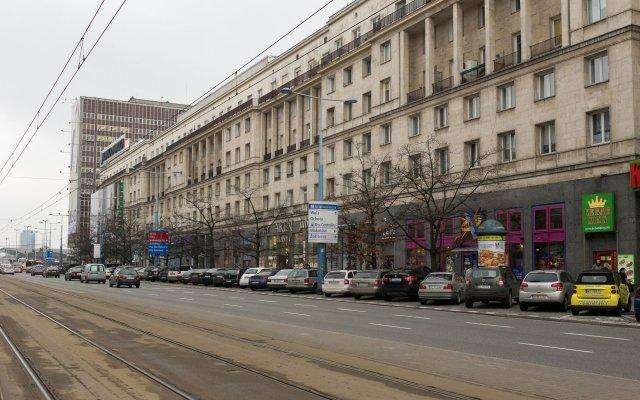Отель Apartamenty Wawa Centrum by Your Freedom Польша, Варшава - отзывы, цены и фото номеров - забронировать отель Apartamenty Wawa Centrum by Your Freedom онлайн вид на фасад