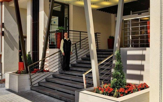 Hotel Duo вид на фасад