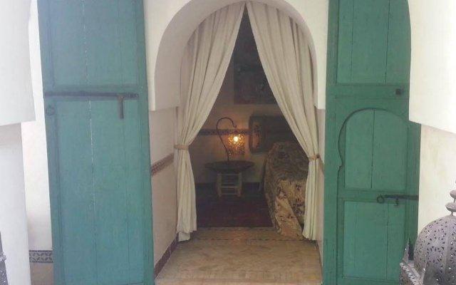Отель Dar Kleta Марокко, Марракеш - отзывы, цены и фото номеров - забронировать отель Dar Kleta онлайн вид на фасад
