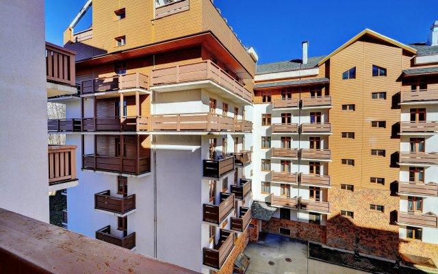 Гостиница AYS Design вид на фасад