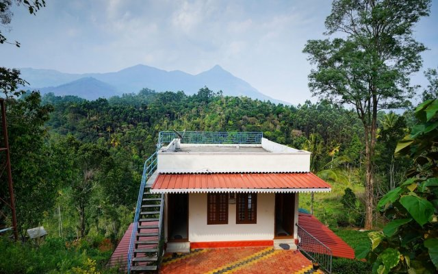 OYO 13548 Leaf Garden Cottage in Munnar, India from 39$, photos, reviews - zenhotels.com hotel front