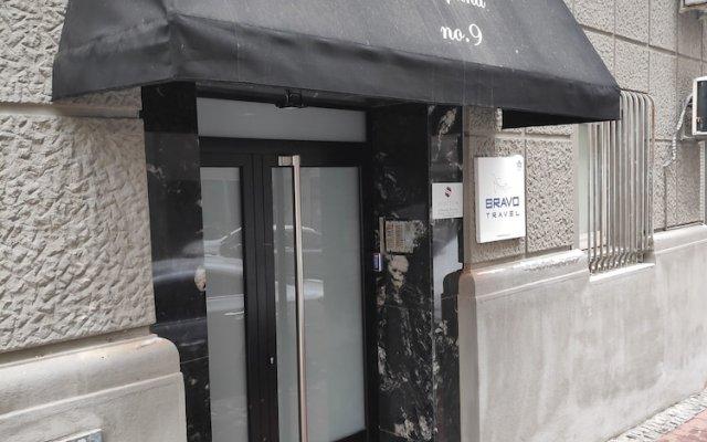 Отель Selection Apartments & Rooms Сербия, Белград - отзывы, цены и фото номеров - забронировать отель Selection Apartments & Rooms онлайн вид на фасад