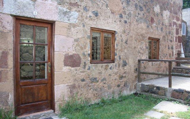 Отель Finca El Vergel Rural вид на фасад