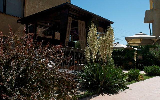 Мини-отель Улисс вид на фасад
