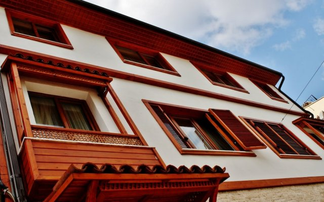 Отель Istanbul Garden Suite вид на фасад