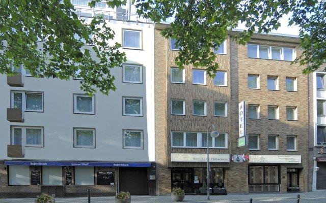 Hotel An der Philharmonie вид на фасад