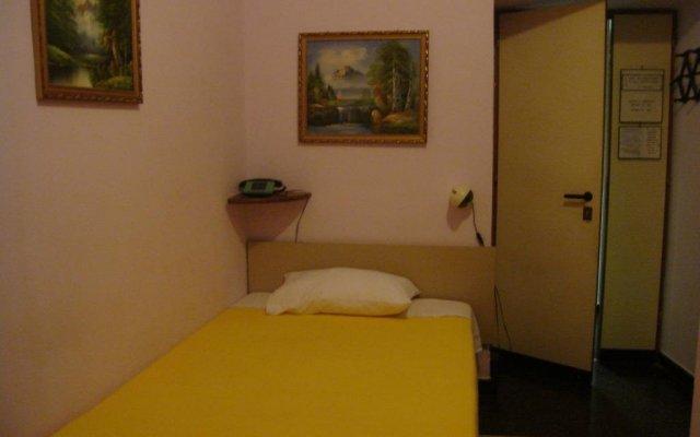 Hotel Tommaseo Генуя комната для гостей