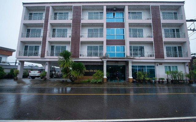 Отель Al Ameen Hotel Таиланд, Краби - отзывы, цены и фото номеров - забронировать отель Al Ameen Hotel онлайн вид на фасад