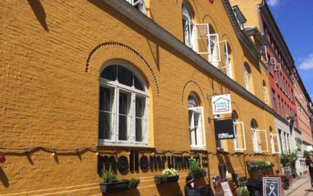 Отель Globalhagen Hostel Дания, Копенгаген - отзывы, цены и фото номеров - забронировать отель Globalhagen Hostel онлайн вид на фасад