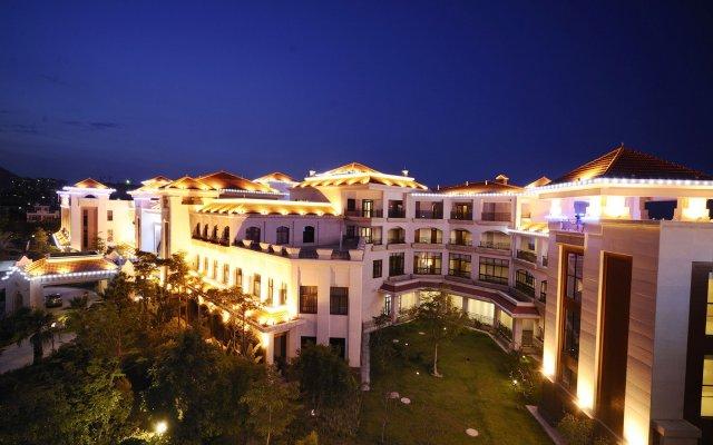 Отель Xiamen Jingmin North Bay Hotel Китай, Сямынь - отзывы, цены и фото номеров - забронировать отель Xiamen Jingmin North Bay Hotel онлайн вид на фасад