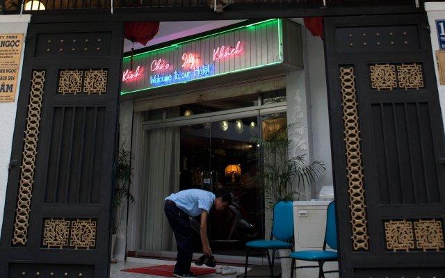 Son Lam Hotel вид на фасад