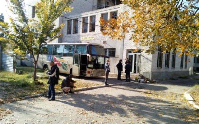 Гостиница Хостел Улей Украина, Николаев - отзывы, цены и фото номеров - забронировать гостиницу Хостел Улей онлайн вид на фасад