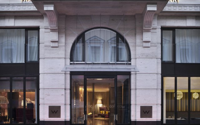 Гостиница So Sofitel Санкт-Петербург в Санкт-Петербурге - забронировать гостиницу So Sofitel Санкт-Петербург, цены и фото номеров вид на фасад