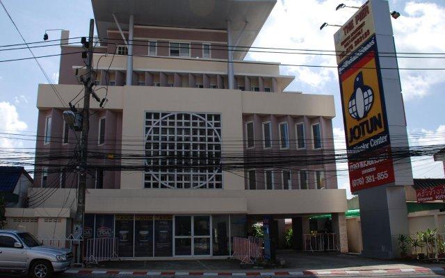 Отель The Pier Phuket Apartment Таиланд, Бухта Чалонг - отзывы, цены и фото номеров - забронировать отель The Pier Phuket Apartment онлайн вид на фасад