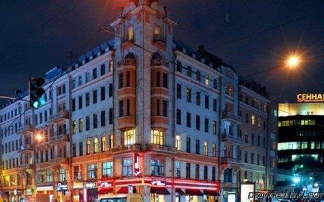 Гостиница Аллегро на Московском проспекте в Санкт-Петербурге - забронировать гостиницу Аллегро на Московском проспекте, цены и фото номеров Санкт-Петербург вид на фасад