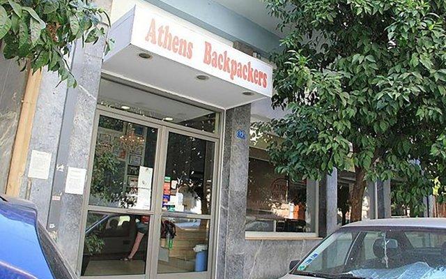 Отель Athens Backpackers Греция, Афины - отзывы, цены и фото номеров - забронировать отель Athens Backpackers онлайн вид на фасад