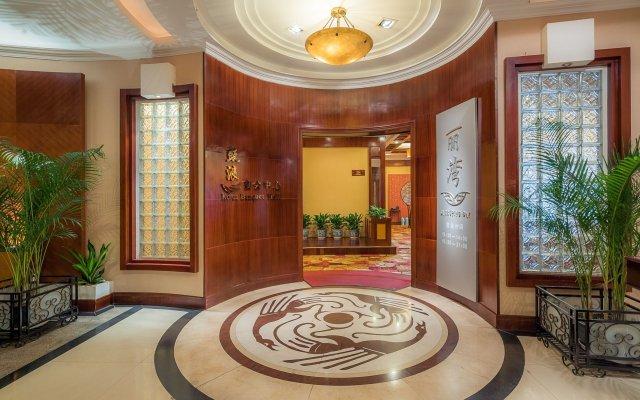 Отель Xiamen International Seaside Hotel Китай, Сямынь - отзывы, цены и фото номеров - забронировать отель Xiamen International Seaside Hotel онлайн вид на фасад