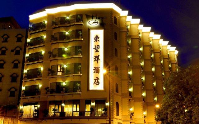 Hotel Guia вид на фасад