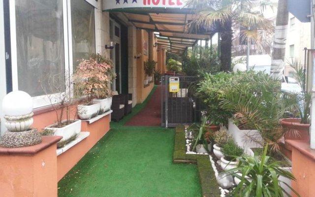 Hotel Picador вид на фасад