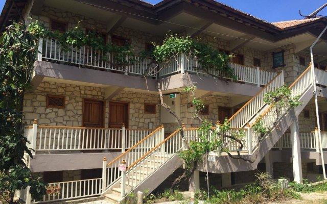 Мини- Lale Park Турция, Сиде - отзывы, цены и фото номеров - забронировать отель Мини-Отель Lale Park онлайн вид на фасад