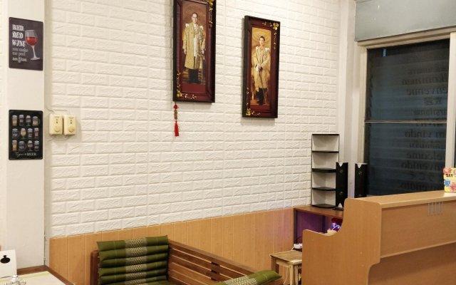 Отель R-One 24/7 Hostel Таиланд, Бангкок - отзывы, цены и фото номеров - забронировать отель R-One 24/7 Hostel онлайн интерьер отеля