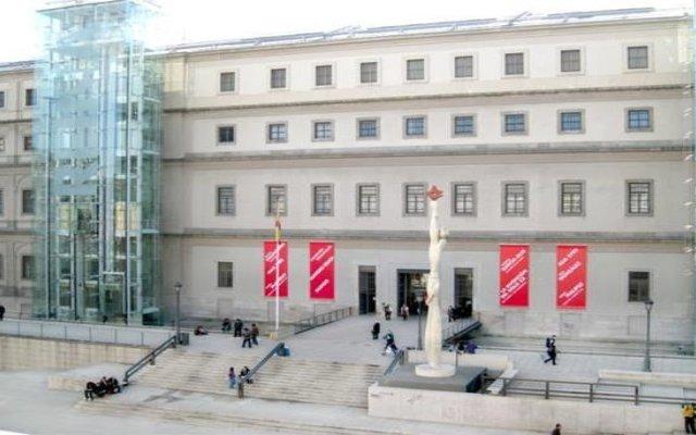 Отель Hostal Residencia Fernandez Испания, Мадрид - отзывы, цены и фото номеров - забронировать отель Hostal Residencia Fernandez онлайн вид на фасад