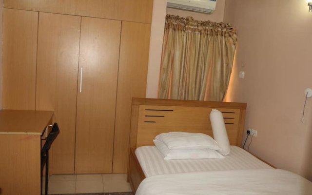Отель Kastrufid Lodge комната для гостей