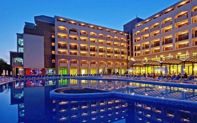 Sol Nessebar Bay Hotel - Все включено вид на фасад