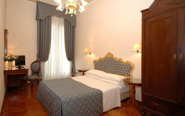 Отель Locanda SantAgostin комната для гостей