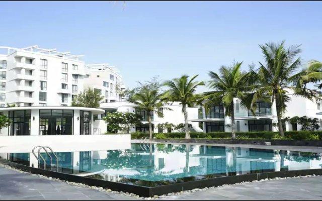 Отель Melia Danang вид на фасад