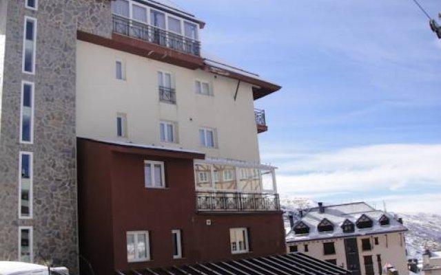Отель Sierra Nevada Rent вид на фасад