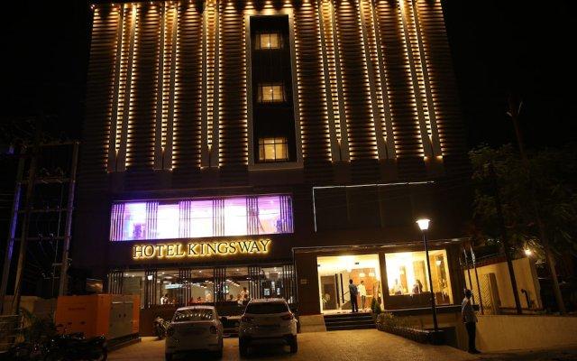 Hotel Kingsway вид на фасад