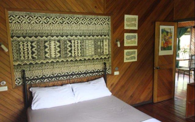 Отель Dolphin Bay Divers Matei Фиджи, Остров Тавеуни - отзывы, цены и фото номеров - забронировать отель Dolphin Bay Divers Matei онлайн комната для гостей