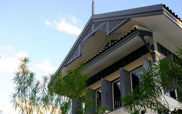 Отель Baan Noppawong Таиланд, Бангкок - отзывы, цены и фото номеров - забронировать отель Baan Noppawong онлайн вид на фасад