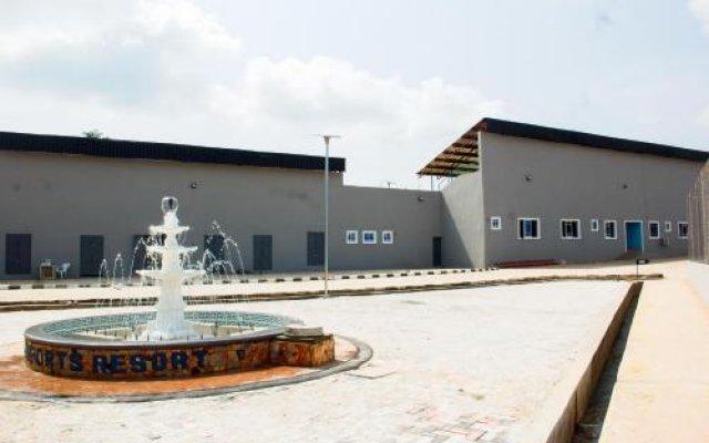 Отель Ilaji Hotel and Sport Resort Нигерия, Ибадан - отзывы, цены и фото номеров - забронировать отель Ilaji Hotel and Sport Resort онлайн вид на фасад