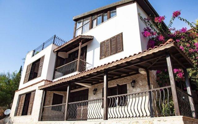 Villa Asia Турция, Калкан - отзывы, цены и фото номеров - забронировать отель Villa Asia онлайн вид на фасад