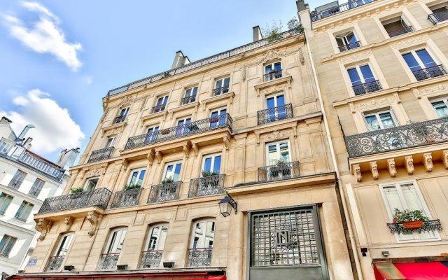 Отель Quartier Latin - Romantic Luxury & Family Apart вид на фасад