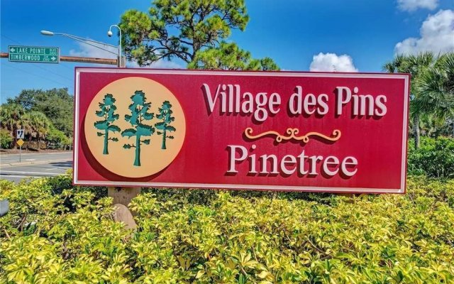 Отель Village des Pins 3645 - Two Bedroom Condo вид на фасад