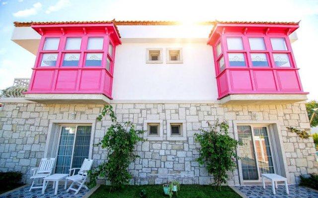 Gobene Alacati Турция, Чешме - отзывы, цены и фото номеров - забронировать отель Gobene Alacati онлайн вид на фасад