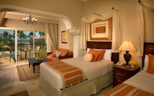 Отель Paradisus Palma Real Golf & Spa Resort All Inclusive Доминикана, Пунта Кана - 1 отзыв об отеле, цены и фото номеров - забронировать отель Paradisus Palma Real Golf & Spa Resort All Inclusive онлайн комната для гостей