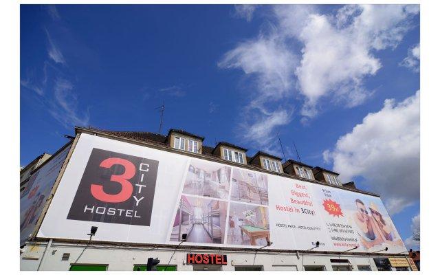 3City Hostel вид на фасад